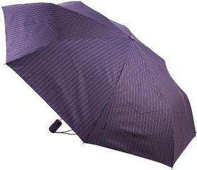 Зонт автомат Три Слона 907-09 черный