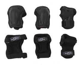 Защита для катания на роликах детская Rollerblade Blade Gear 3 JR Pack 2014 - XS