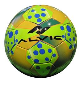 Мяч футбольный Alvic Diamond Green