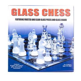 Фото 2 к товару Шахматы стеклянные JB01