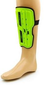 Щитки футбольные Umbro FB-324-LG салатово-серые