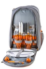 Набор для пикника на 4 персоны GC1442-3.03 оранжевый