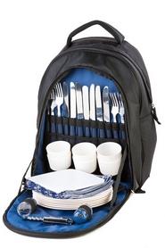 Набор для пикника на 6 персон GC0979.02 синий