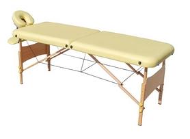 Стол массажный 3-х секционный Relax HY-30110 кремовый