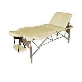 Стол массажный 3-х секционный Relax HY-30110B бежевый