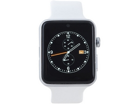 Часы умные SmartYou W9 Silver/White