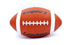 Мяч для американского футбола (резина) Lanhua RSF9