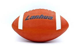 Фото 2 к товару Мяч для американского футбола (резина) Lanhua RSF9