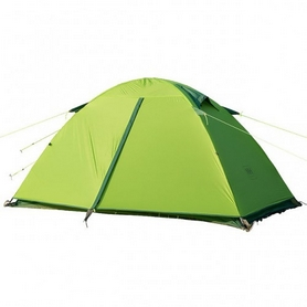 Палатка двухместная Naturehike Ultralight II NH15Z006-P зеленая