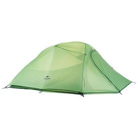 Палатка трехместная Naturehike Cloud UP III NH15T003-T зеленая