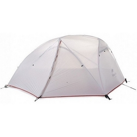 Палатка двухместная Naturehike Star River II NH15T012-T красная