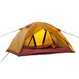 Палатка двухместная Naturehike Ultralight II 20D silicone NH15Z006-P оранжевая