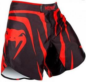 Шорты для MMA Venum VS 53 черно-красные