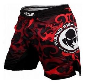 Шорты для MMA Venum Wand Team черные
