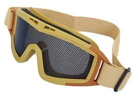 Очки защитные для страйкбола Strike TY-5549-H хаки