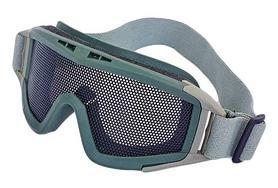 Очки защитные для страйкбола Strike TY-5549-O зеленые