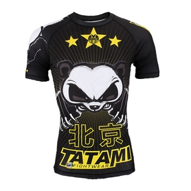 Рашгард Tatami Chinese Panda 2013 Rash Guard Принт