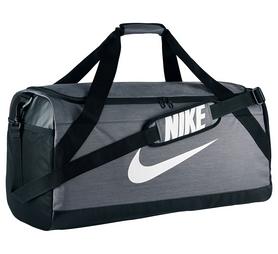 Сумка спортивная Nike Brasilia Large Duffel Gray