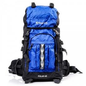 Рюкзак туристический KingCamp Polar 60 л Blue