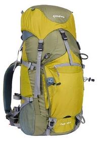 Рюкзак туристический KingCamp Peak 45 л Yellow