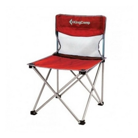 Стул-зонтик раскладной KingCamp Compact Chair in Steel M Red