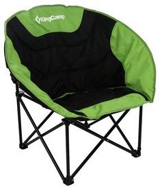 Кресло туристическое складное KingCamp Moon Leisure Chair Black/Green