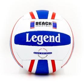 Мяч волейбольный Legend PU LG5192 №5 бело-синий