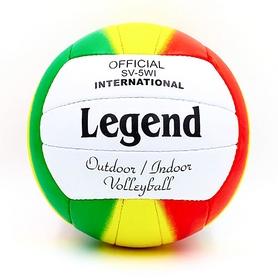 Мяч волейбольный Legend PU LG5194 №5 разноцветный
