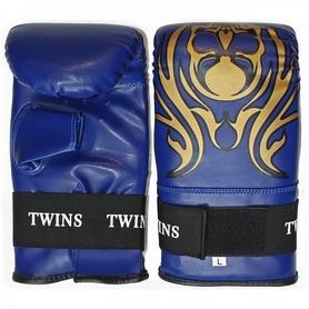 Перчатки снарядные Twins MA-5437 синие