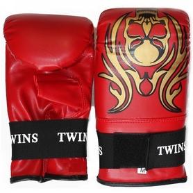 Перчатки снарядные Twins MA-5437 красные