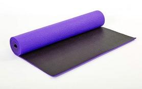 Коврик для фитнеса Pro Supra FI-5558-2 6 мм фиолетовый