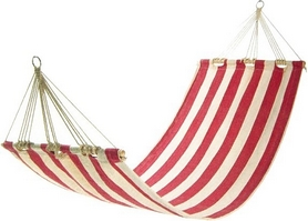 Гамак KingCamp Canvas Hammock KG3712 Red