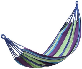 Гамак KingCamp Canvas Hammock KG3752 Purple/Yellow