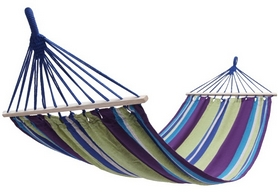 Гамак KingCamp Canvas Hammock KG3762 Purple/yellow