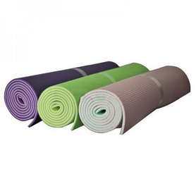 Коврик для йоги (йога-мат) Fitex MD9010-1 4 мм оранжевый