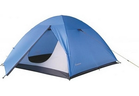 Палатка двухместная KingCamp Hiker 2 KT3006 голубая