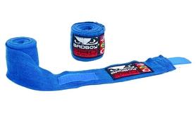 Бинты боксерские Bad Boy BO-5321-3 3 м синие