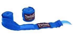 Бинты боксерские Twins BO-5318-3 3 м синие