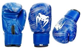 Перчатки боксерские детские Venum MA-5432-B синие