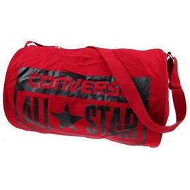 Сумка спортивная Converse Legacy Barrel Duffel Bag Varsity красная