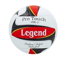 Мяч волейбольный Legend PU LG5176 №5 бело-красный
