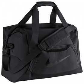 Сумка спортивная Nike Fb Shield Duffel черная