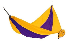 Гамак KingCamp Parachute Hammock Yellow/Purple