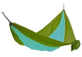 Гамак KingCamp Parachute Hammock Dark green/Cyan