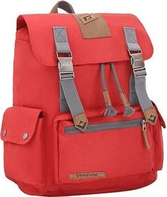 Рюкзак городской KingCamp Yellowstone Dark red