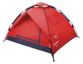 Палатка трехместная KingCamp Luca Red