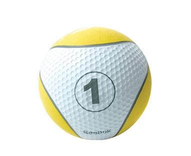 Медбол Reebok RE-21121 1 кг