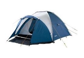 Палатка четырехместная KingCamp Holiday 4 (KT3022) Blue/Grey