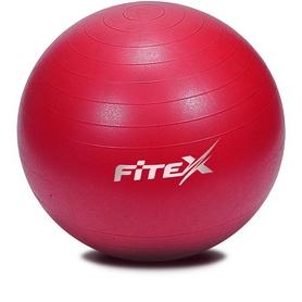 Мяч для фитнеса (фитбол) Fitex MD1225 55 см красный