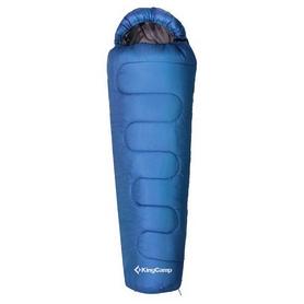 Мешок спальный (спальник) KingCamp Treck 250 R синий